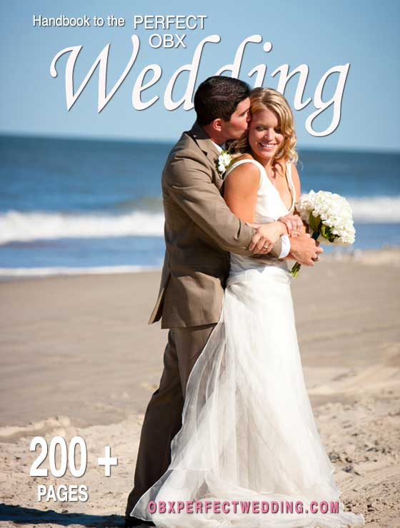 Handbook to the perfect OBX wedding